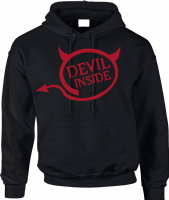 DEVIL INSIDE HOODIE - INSPIRED BY TOM ELLIS LUCIFER